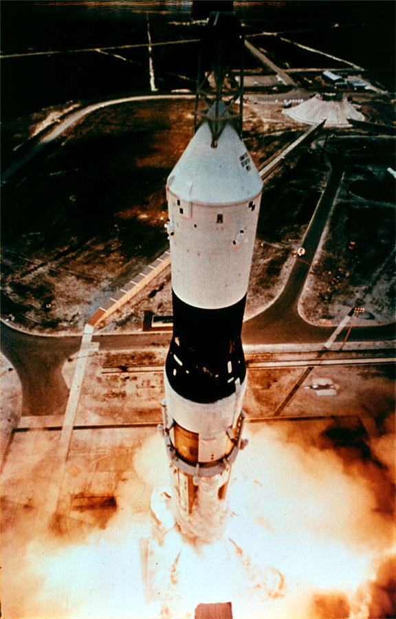 Saturn I SA-6 - 28.5.1964 Apmisc-SA6-005