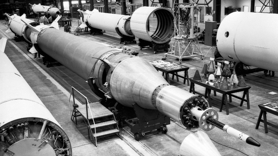 Redstone: The Missile That Launched America into Space