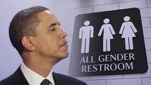 Obama restroom
