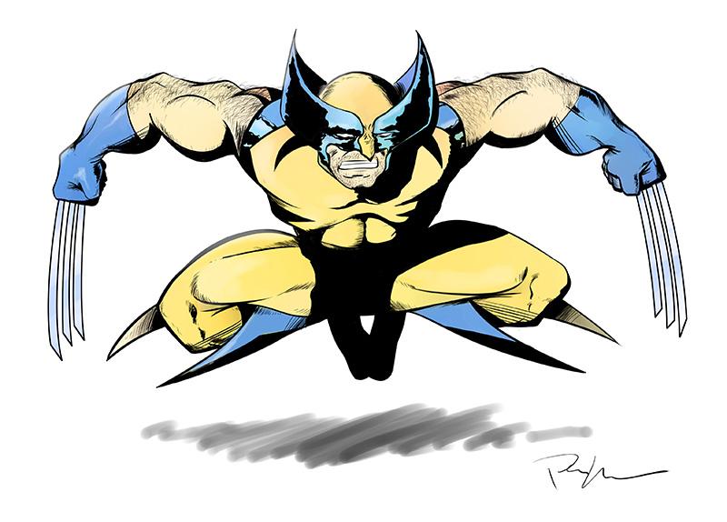 Marhue Wolverine
