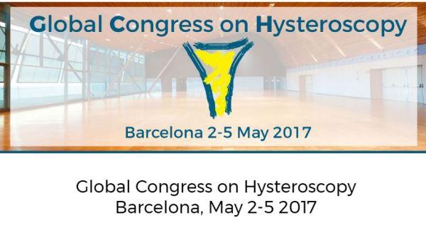 Congreso Mundial sobre Histeroscopia Barcelona 2017