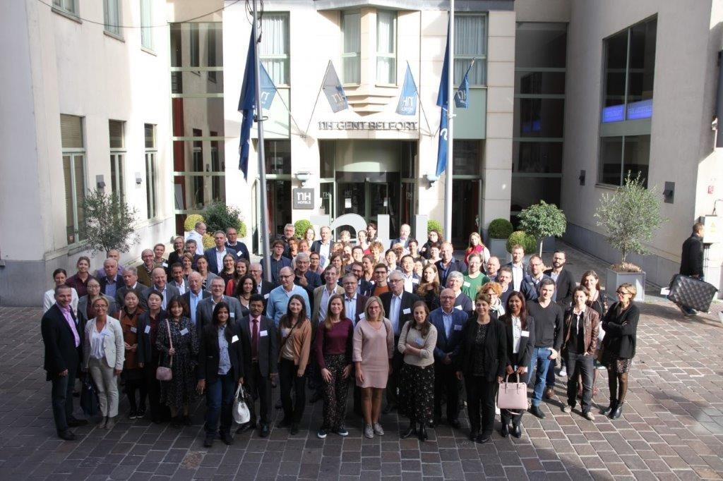 Trasplante de útero. Participantes en el evento de la Sociedad Internacional del Trasplante de Útero