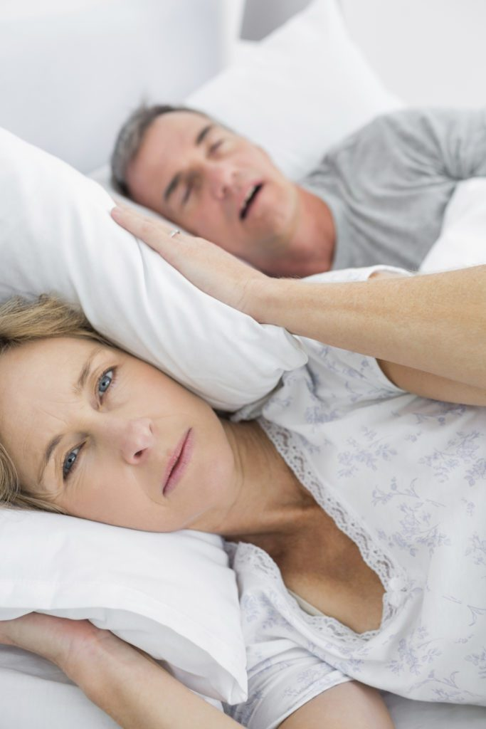 Do you or your partner snore during sleep