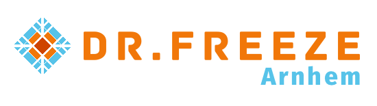 Logo Dr.Freeze Arnhem
