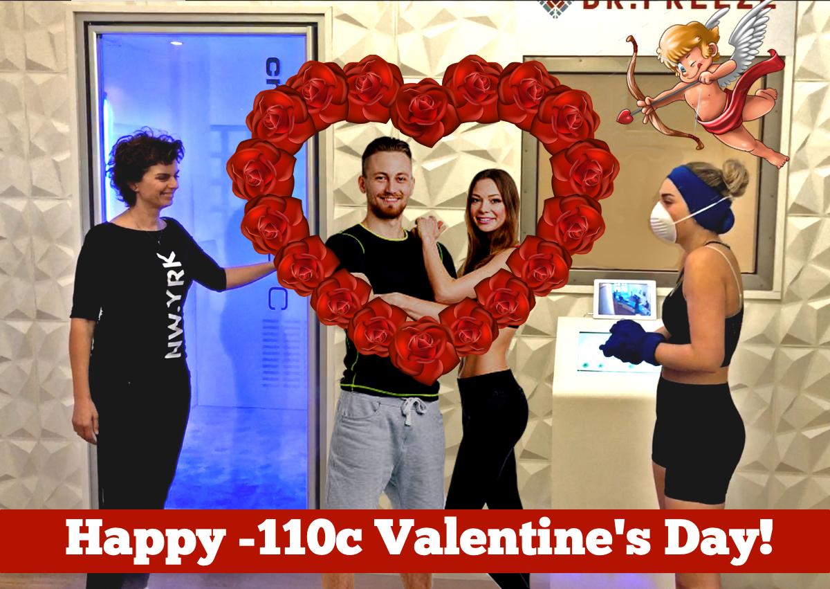 Valentijnsdag aanbieding