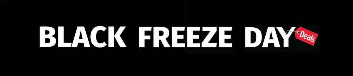 Black Freeze Day Deals