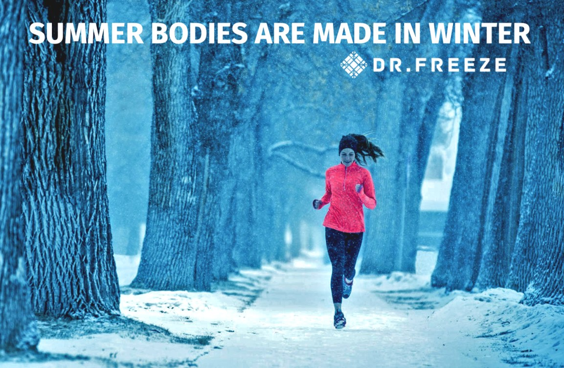 summer bodies are made in winter