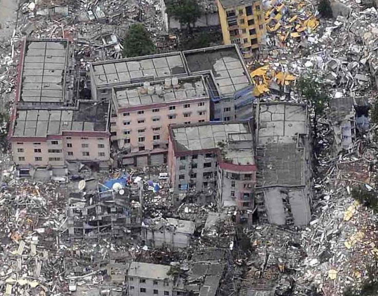 Earthquake 2008,China