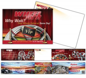 drgli wfi b2b brochure design print work