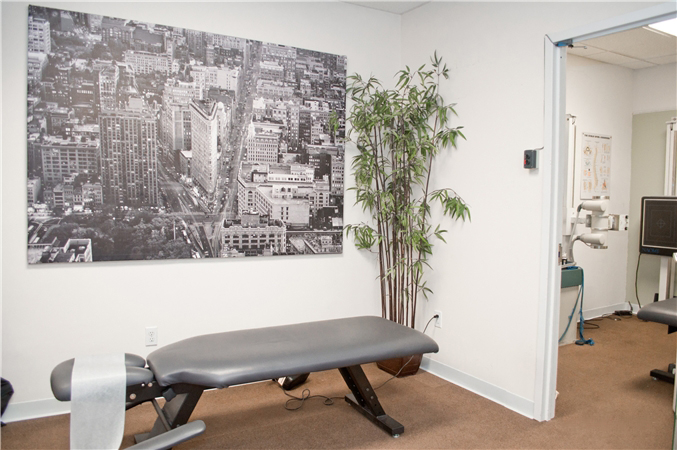 5th Ave. Chiropractic, Midtown NYC offices