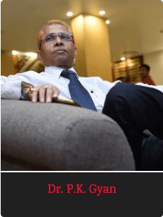 icons of bihar - dr p k gyan