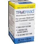 Trueread Blood Glucose Monitor Test Strips for Fast and Accurate Results
