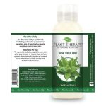 Aloe Vera Jelly Penetrates Deeply, Helping to Soothe Dry, Irritated skin