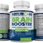 Neuro-N Ultimate Brain Booster Enhances Memory & Combats Stress