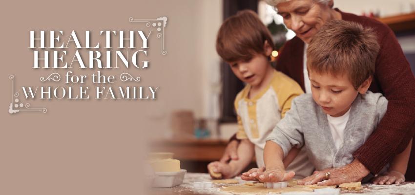 Kids making food