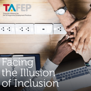 """Facing the Illusion of Inclusion Publication"""