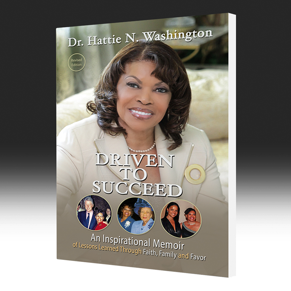 Driven to Succeed Book