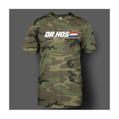 T-shirt: Camo Ho's