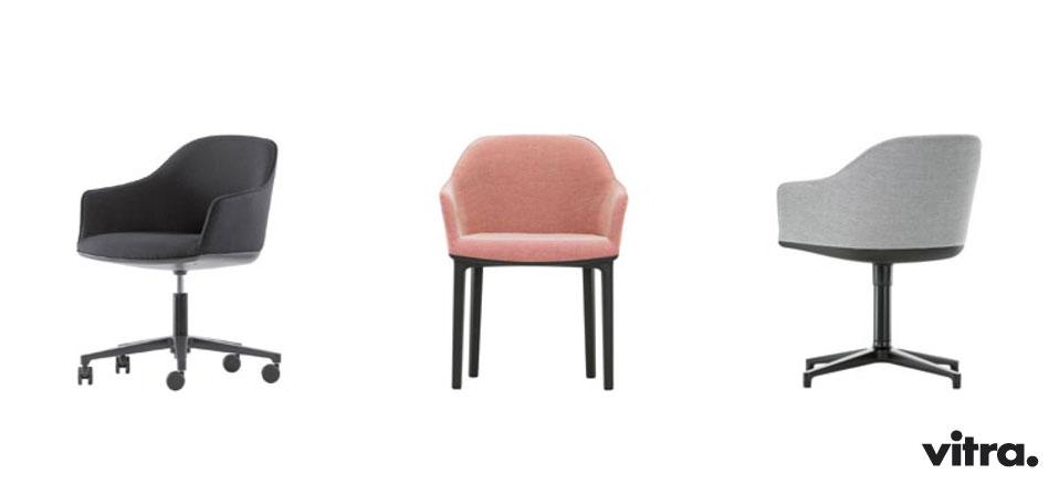 Vitra Softshell Chair - Drifte Wohnform