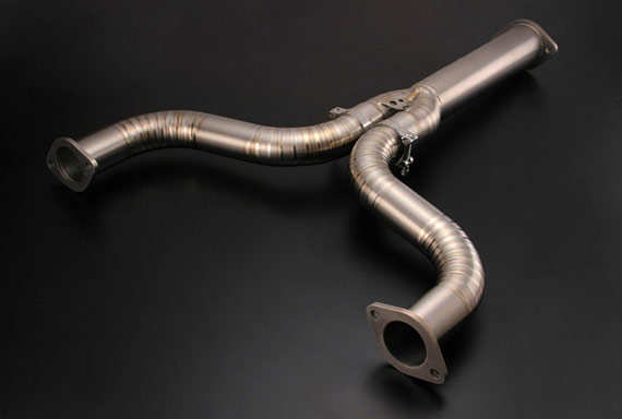 ultimate nissan 350z y pipe guide