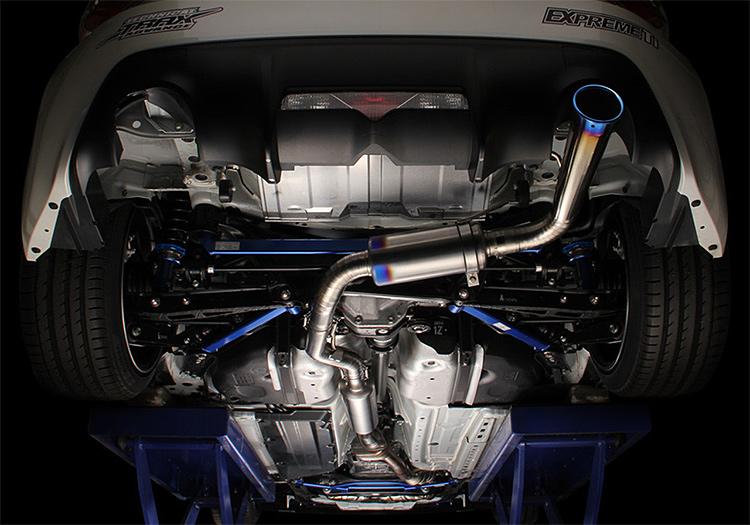 toyota gt86 exhaust guide drifted com