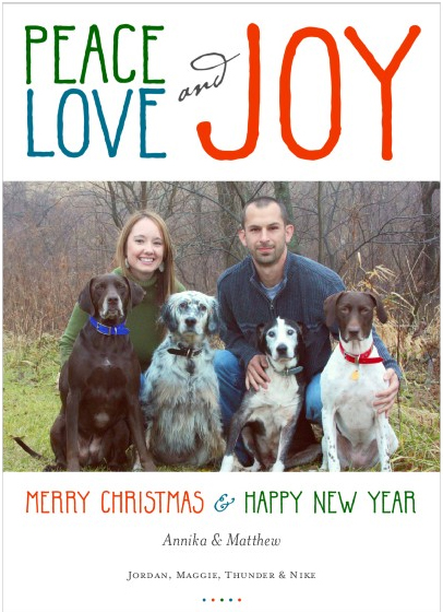 The Evolution Of Our Christmas Card Driftless Living