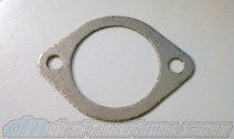 3 inch 2 hole graphite exhaust gasket
