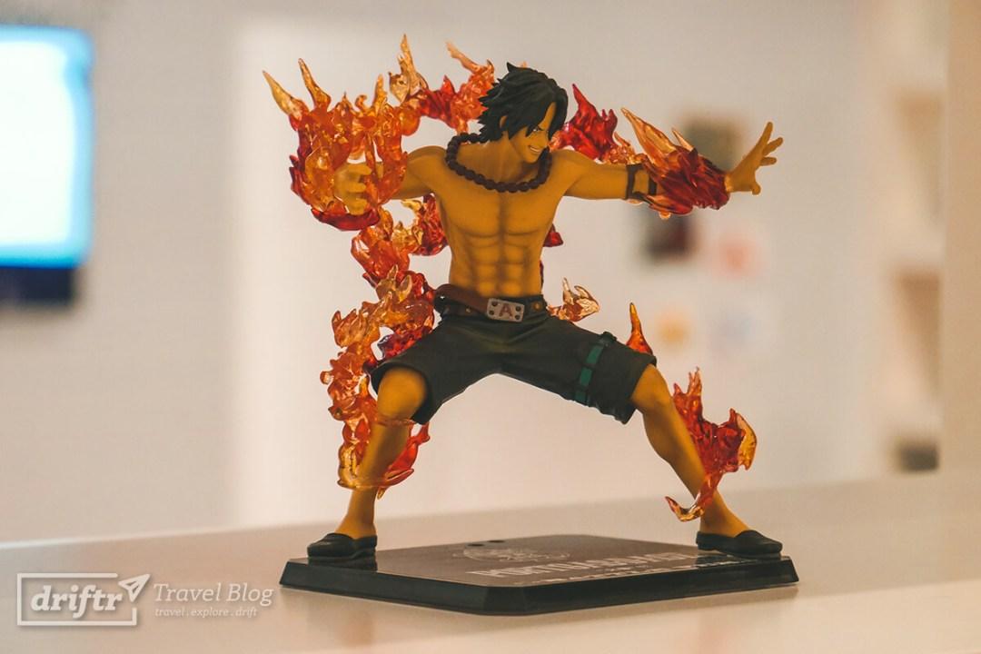 Manga-Figur (Portgas D. Ace von One Piece)