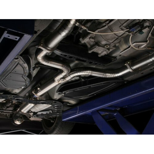 tomei expreme ti exhaust system for nissan 350z