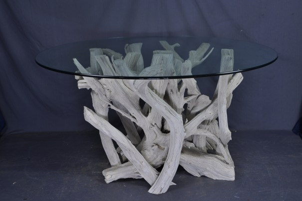 driftwood -dining- table-base
