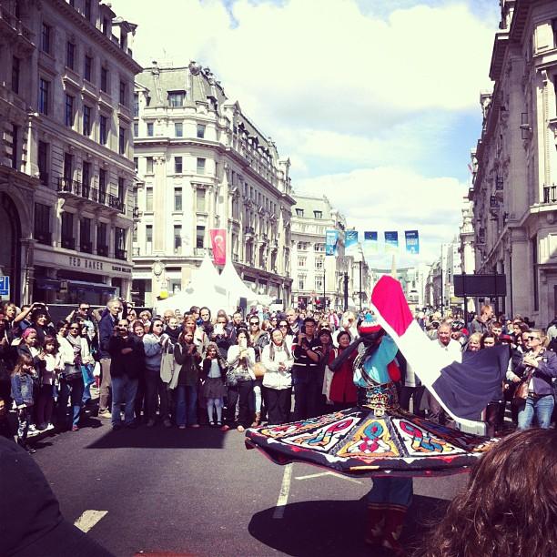 Regent Street World Festival, London