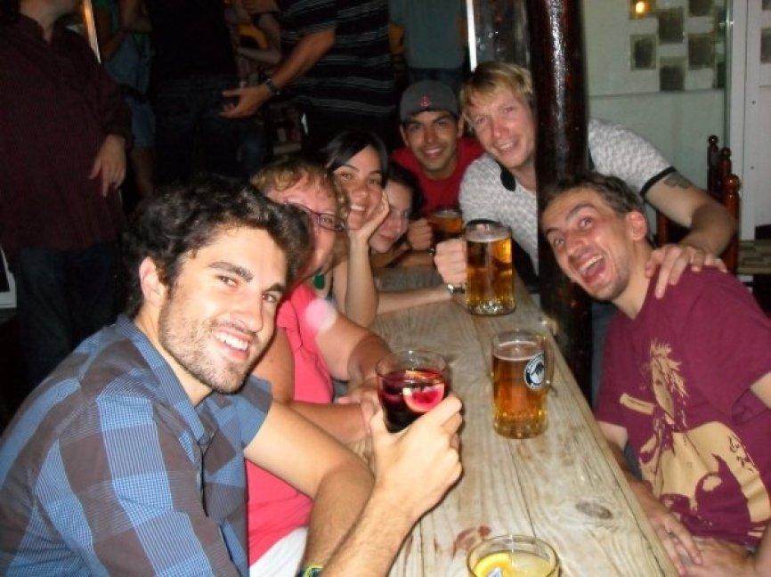 The-ovella-negra-taverna bar barcelona