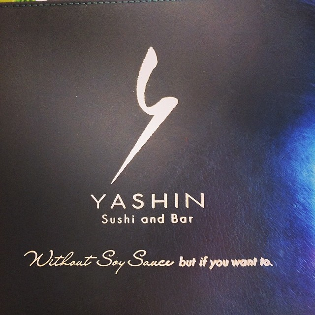 Yashin Sushi Bar, Kensington, London