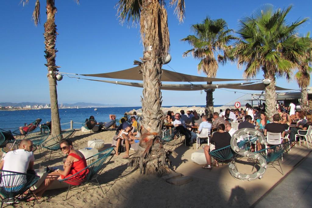 Salt Bar Playa San Sebastien Barcelona