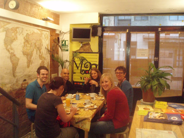 Mambo Tango Hostel Barcelona