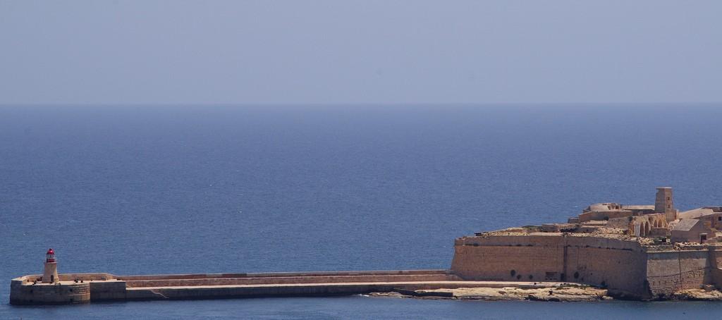 Malta Fort Ricasoli