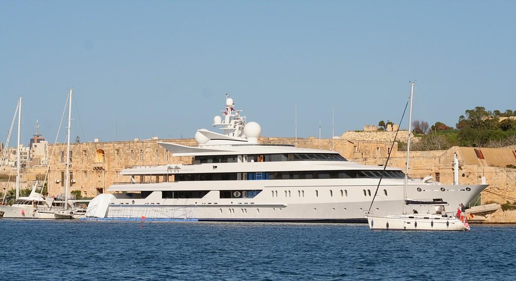 Malta Manoel Island