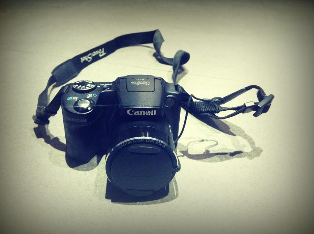 Canon Bridge Camera for Travel Bloggers