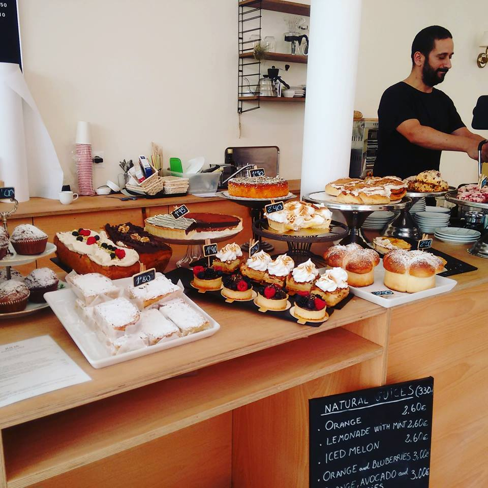 Julia Bakery Malaga Spain