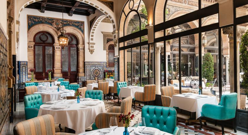 Hotel Alfonso XIII Five-Star Hotel Seville