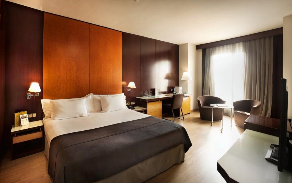 Silken Ramblas Hotel Barcelona Las Ramblas