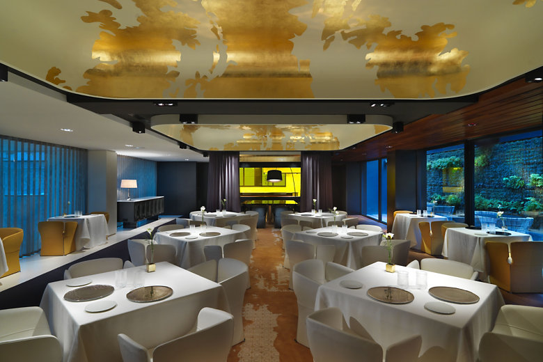Mandarin Oriental Hotel Restaurant Michelin-star moments barcelona