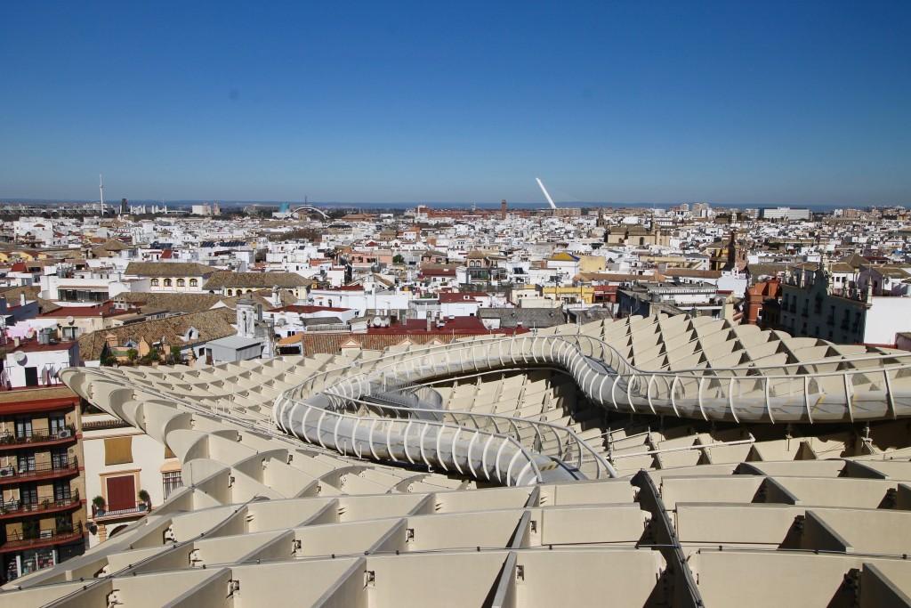 Las Setas, Sevilla, Southern Spain