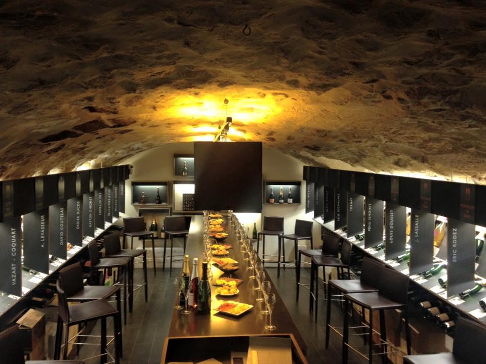 Dilettantes La Maison du Champagne one of the best wine bars in Paris