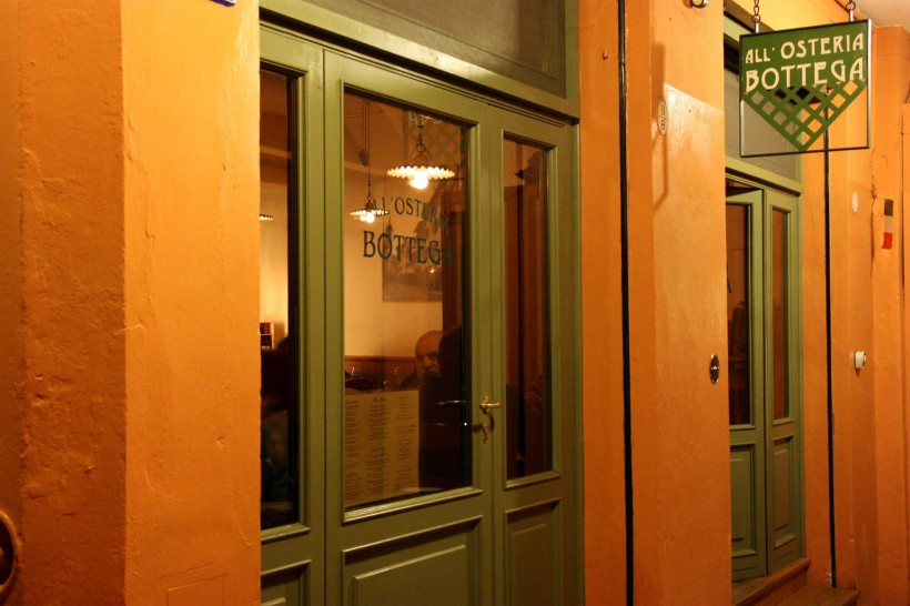 Best restaurants in Bologa Osteria-Bottega-Bologna