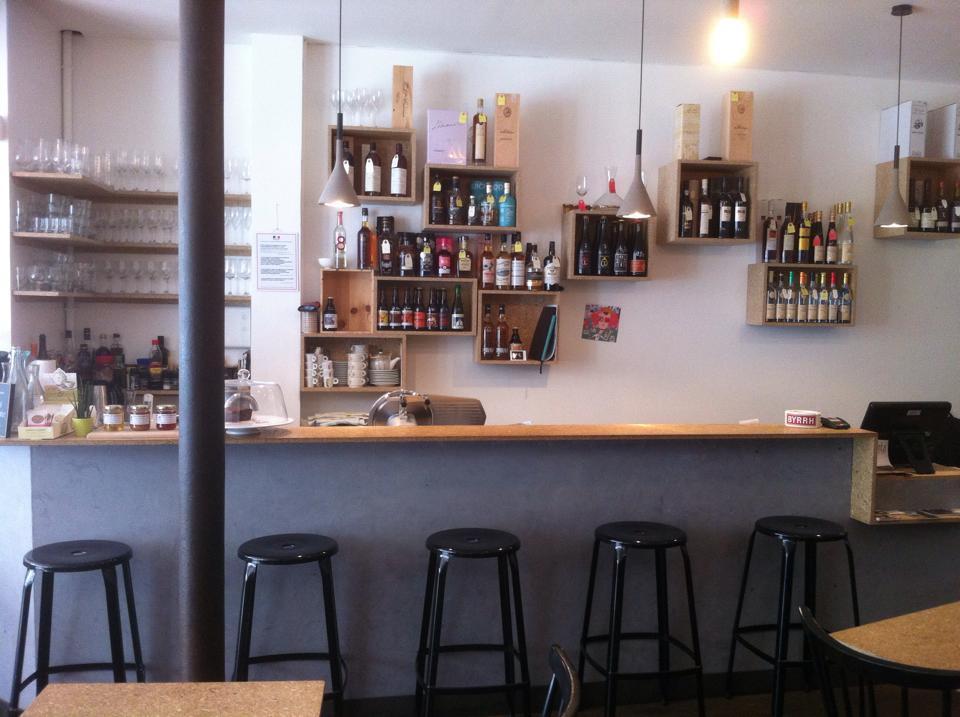 Ici Même wine bar paris