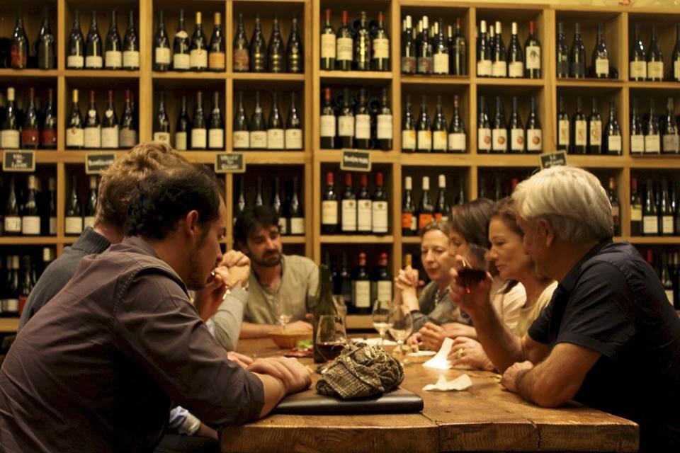 Les Caves de Prague Paris wine bar top 5