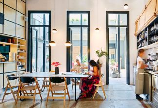Hotel Brummell boutique hotel in Poblesec Barcelona