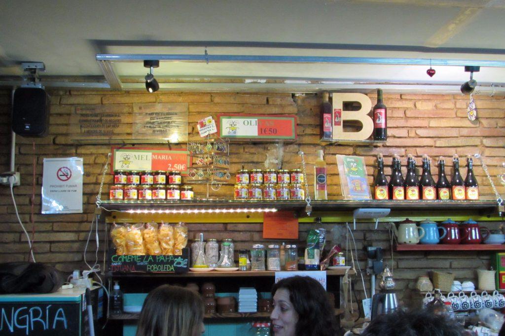 Mariachi Bar Gothic Quarter Barcelona