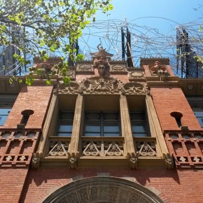 Fundacio Tapias Art Gallery Barcelona